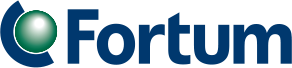 Logo for Fortum